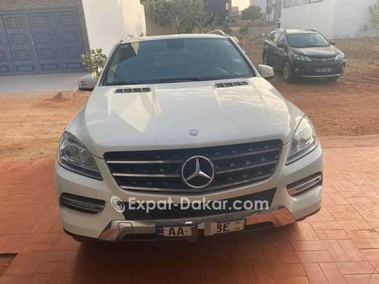 Mercedes-Benz ML 350 2014 image 2