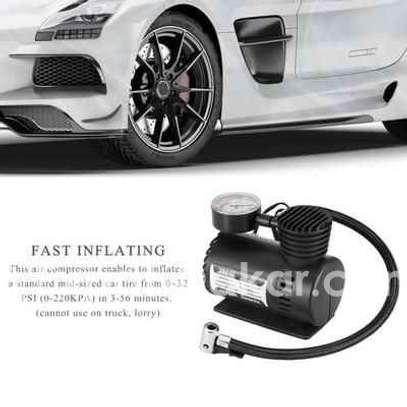 Compresseur gonfleur pneus auto image 2