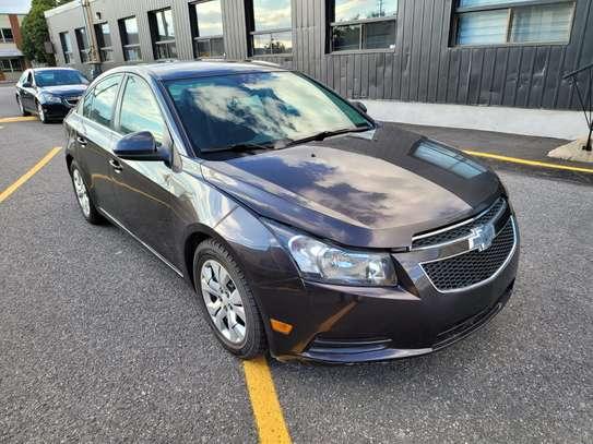 Chevrolet cruze sous douane image 3