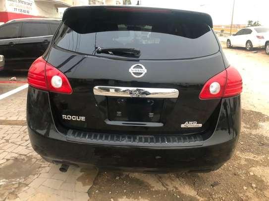 Nissan Rogue venant climatisé image 8