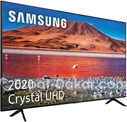 TV Samsung - Ecran 75'' - 4K/Crystal image 1
