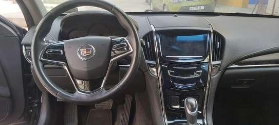 Wanter korité Cadillac 2014 image 1