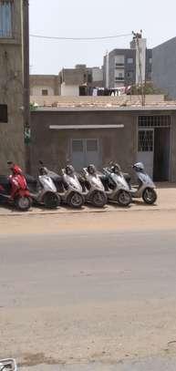 Kymco jockey 125cc image 5