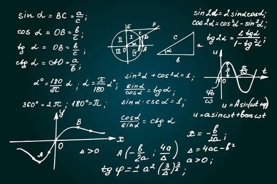 Cours Mathematique ,physique chimie image 1