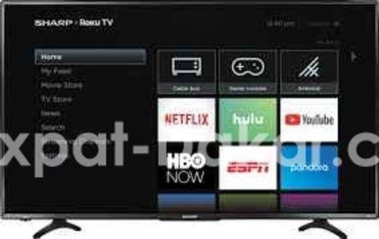 TV Astech  - Ecran 55'' - 4k image 1
