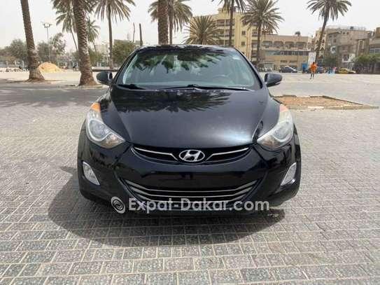 Hyundai Elantra 2014 image 4