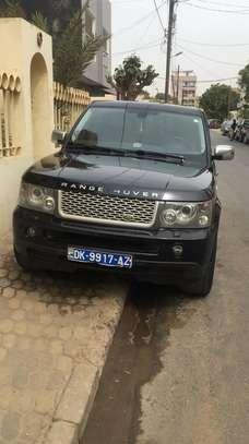 Range Rover sport 2006-2007 image 1