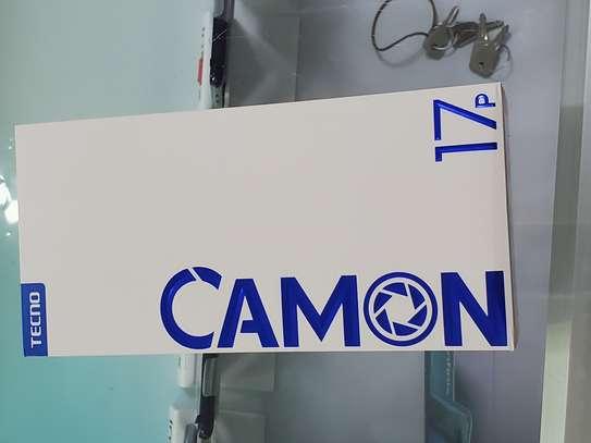 TECNO CAMON 17P 128Go Ram6Go  garantie 13mois image 3