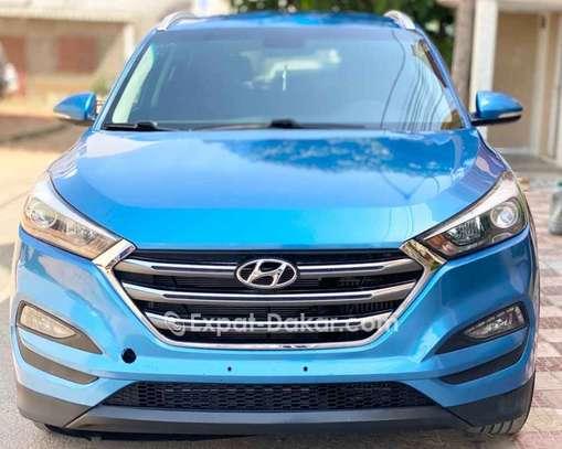 Hyundai Tucson 2016 image 2