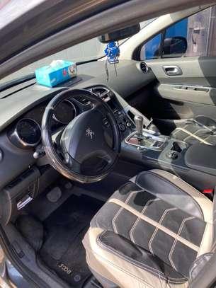 Peugeot 3008 2014 diesel full option image 3