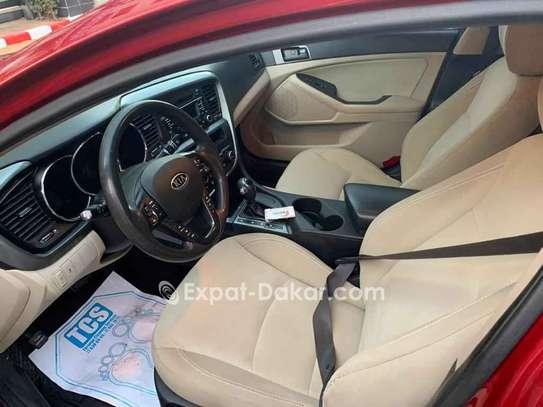 Kia Optima 2012 image 4