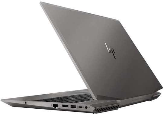 HP ZBook 15 G6 image 1