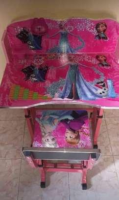 Table et chaise éducative enfants image 2