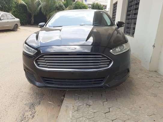 FORD FUSION 2013 image 10
