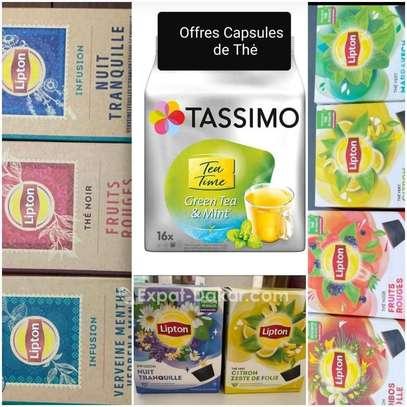 Lipton capsules de THÉ pour machine à café image 4