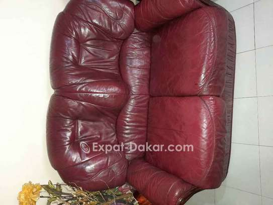 Salon cuir image 4