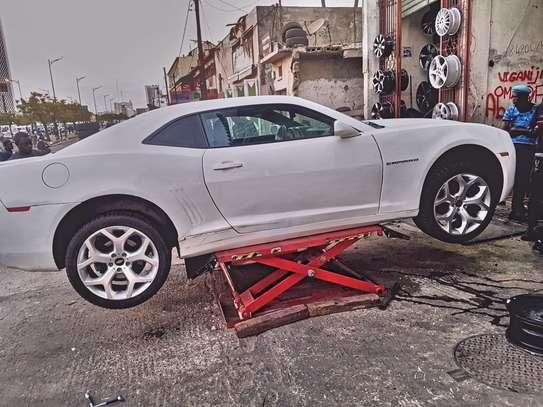 Chevrolet Camaro 2013 image 4