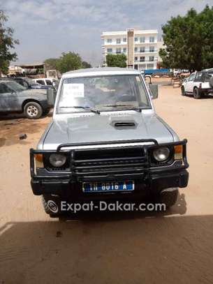Mitsubishi Pajero 1992 image 1