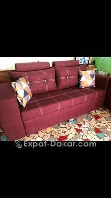 Salon, canapé, fauteuil image 3