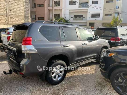 Toyota Prado 2012 image 3
