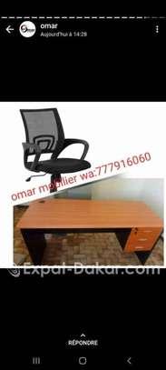 Bureau +chaise image 1