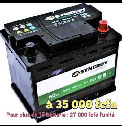 Batterie auto image 1