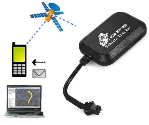 Gps de surveillance de voiture/moto avec support puce téléphonique image 5