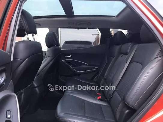 Hyundai Santafe 2014 image 5