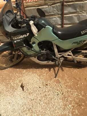 Moto Honda image 1