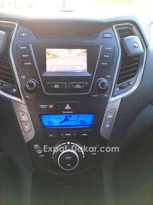 Hyundai Santa Fe 2014 image 3