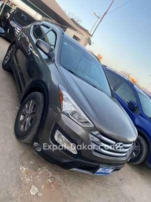 Hyundai Santa Fe 2014 image 4