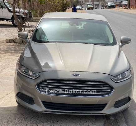 Ford Fusion 2015 image 6