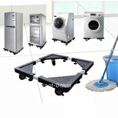 Support frigo, cuisinière ou machine à laver image 1