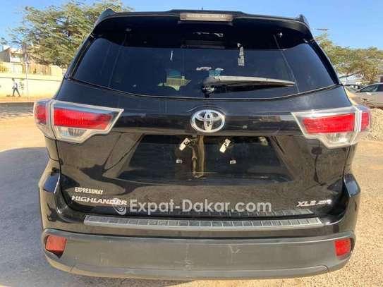 Toyota Highlander 2016 image 2