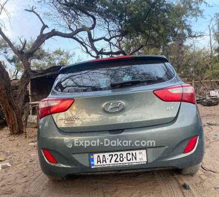 Hyundai Elantra Gt 2014 image 4