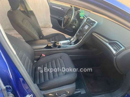 Ford Fusion 2015 image 3
