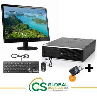 COMPLET HP | CORE I5 | DESKTOP image 1