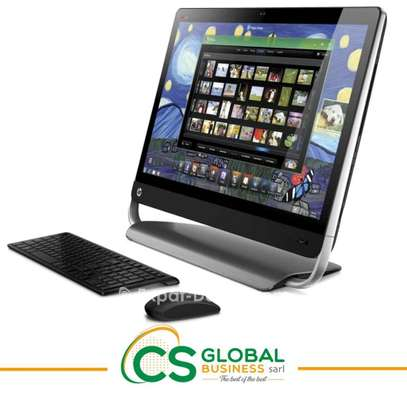 ALL IN ONE HP TS 7320   I5 image 1