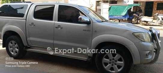 Toyota Hilux 2013 image 5