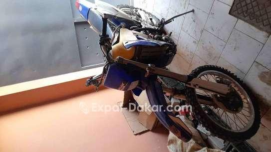 Yamaha WR image 1