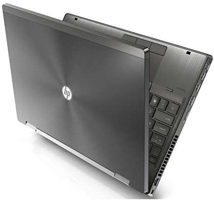 HP EliteBook 8560w station de travail i7 image 3
