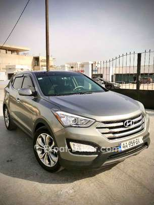 Hyundai Santa Fe 2013 image 1