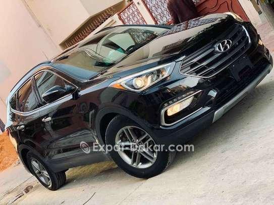 Hyundai Santa Fe 2017 image 3
