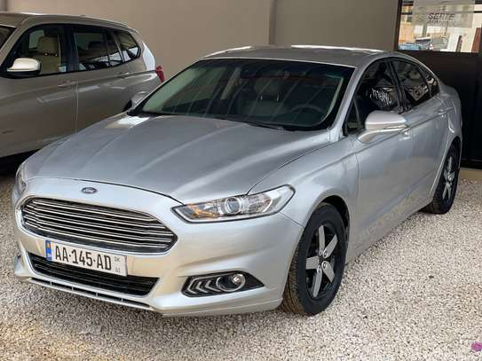 Ford fusion 2014 image 9