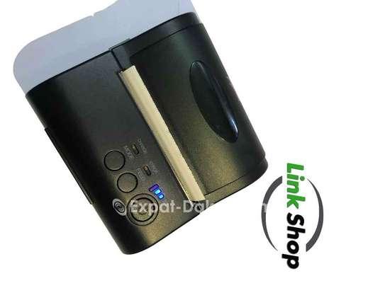 Imprimante thermique Bluetooth image 1