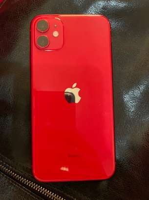 iPhone 11 Red Edition Deux Sim image 1