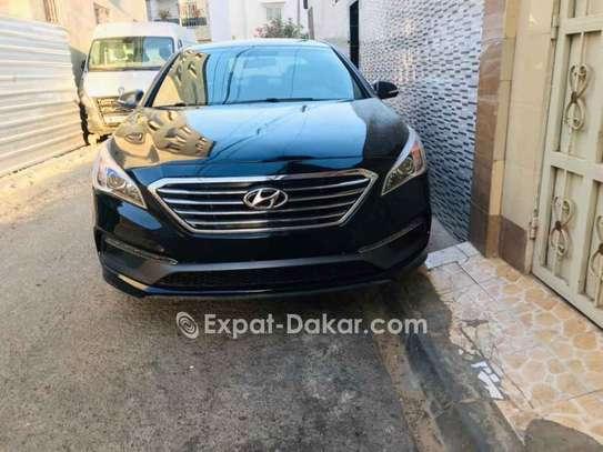 Hyundai Sonata 2015 image 1