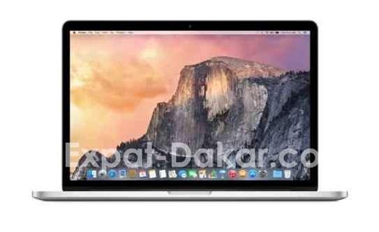 MacBook Pro 15,4'' Retina 512 Go SSD 16 Go image 2