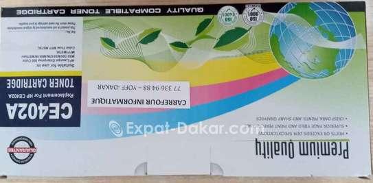 Cartouche compatible hp 507a ce400a image 4
