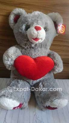 Nounours teddy is Lover image 4